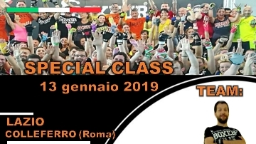 SPECIAL CLASS FIT&BOXE