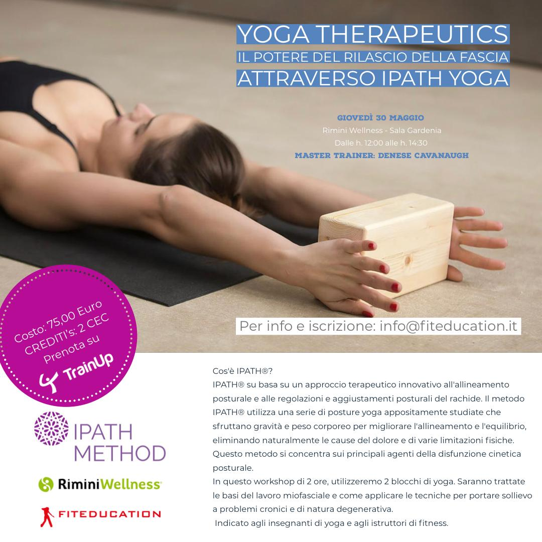 YOGA THERAPEUTICS - IPATH